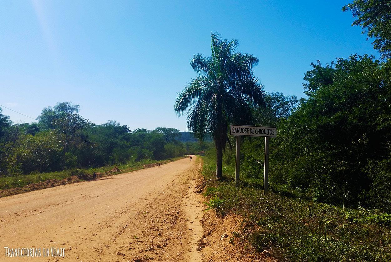 2016 en fotos. San José de Chiquitos