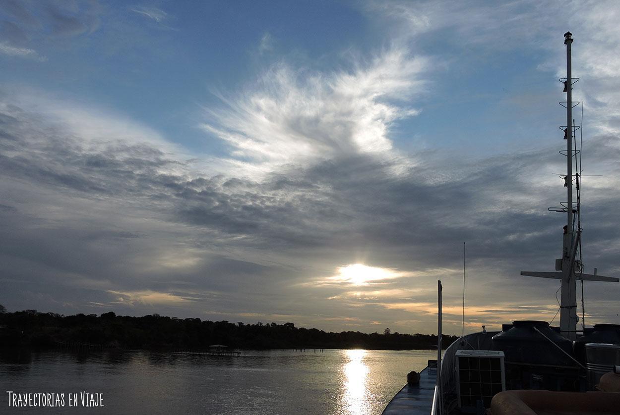 2016 en fotos. Amazonas