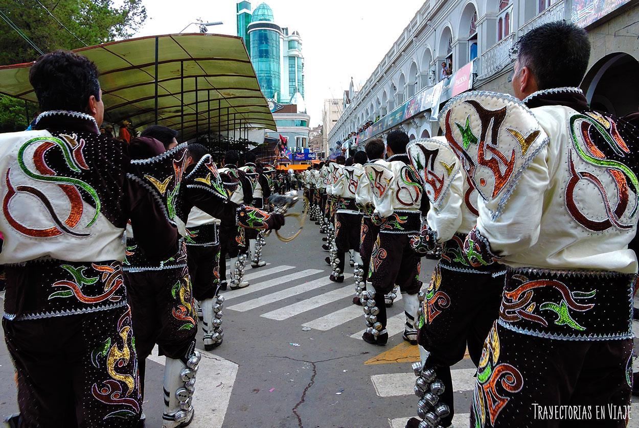 2016 en fotos. Oruro
