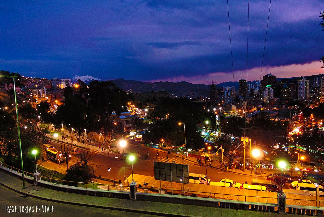 2016 en fotos. La Paz