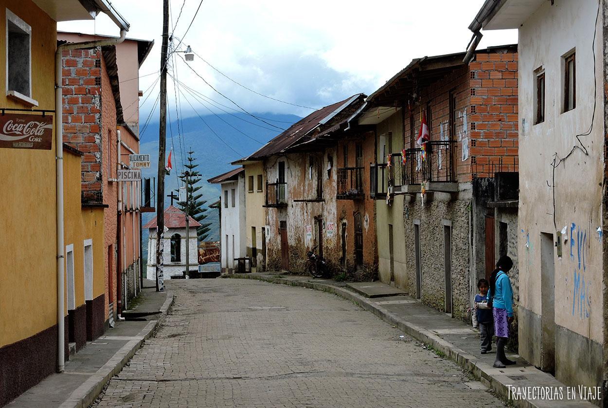 Seis lugares turísticos de Bolivia que muchos no conocen - Pueblo Yanacachi