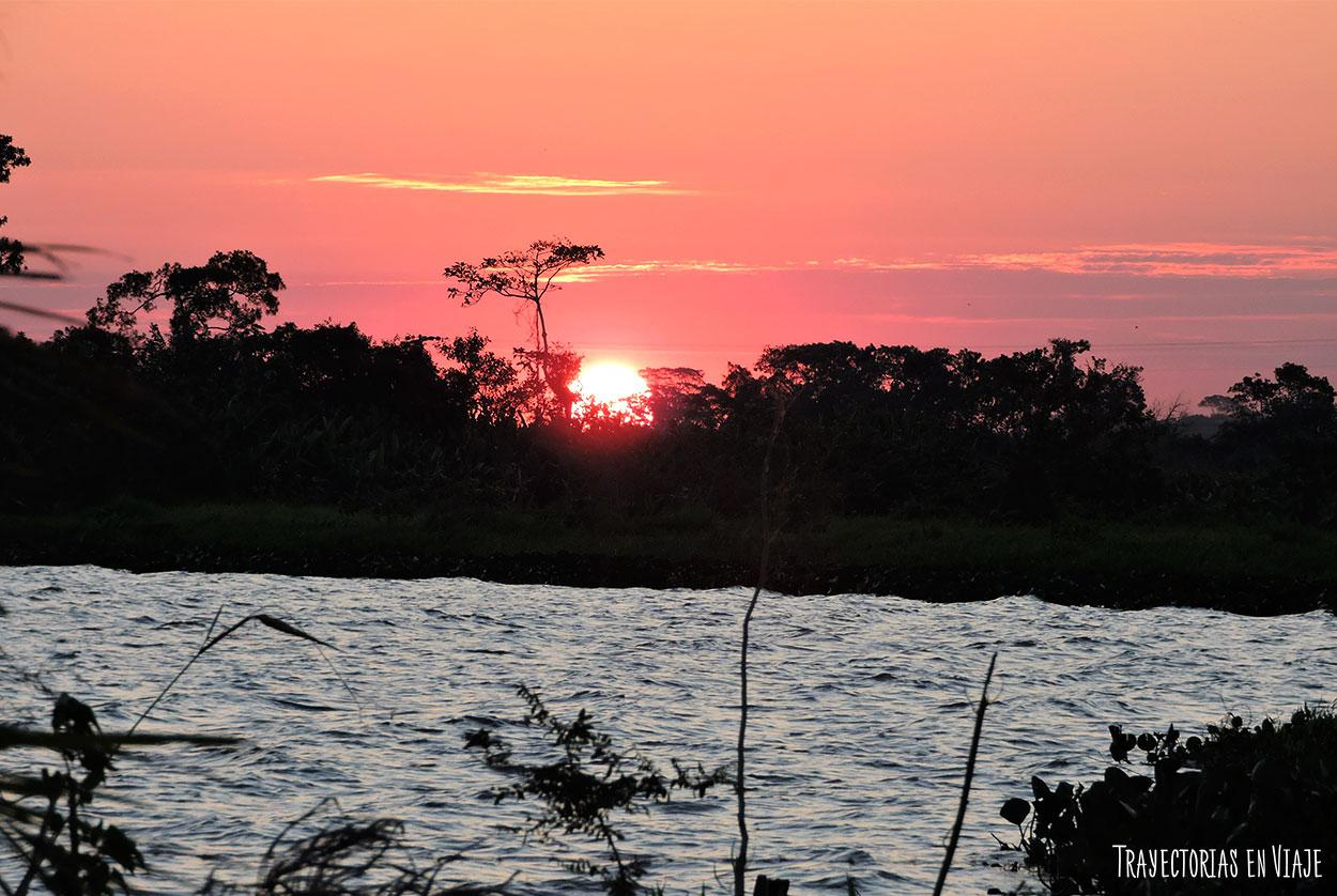 Seis lugares turísticos de Bolivia que muchos no conocen - Laguna Suarez - Trinidad