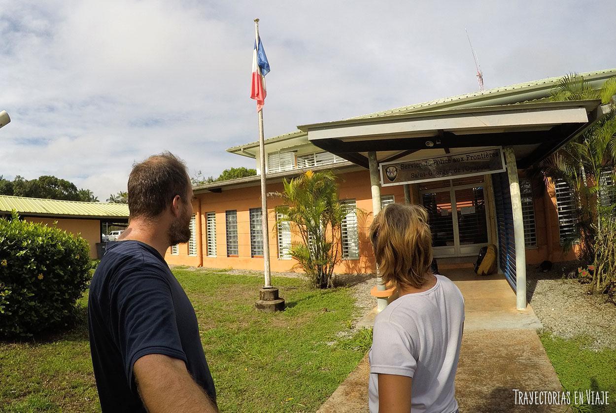 2016 en fotos. Guayana Francesa