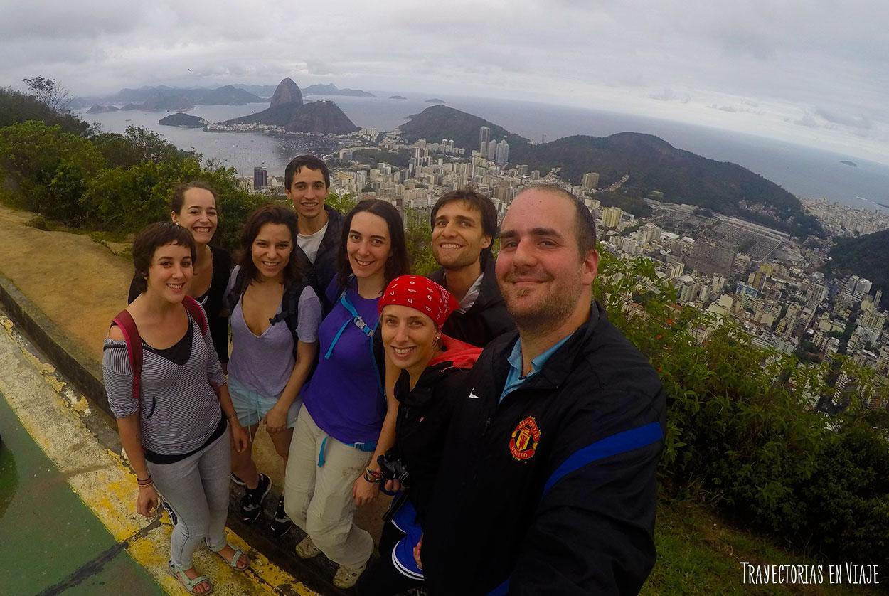 2016 en fotos. Rio de Janeiro