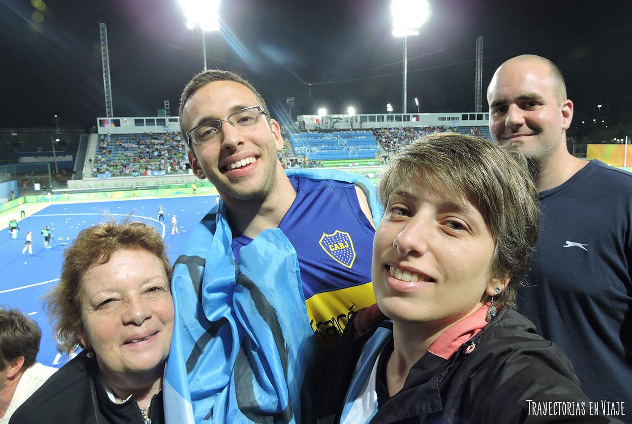 2016 en fotos. Juegos Olímpicos