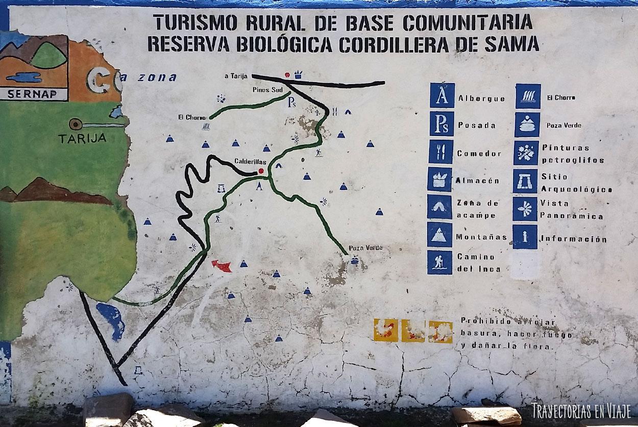 camino del inca tarija 2