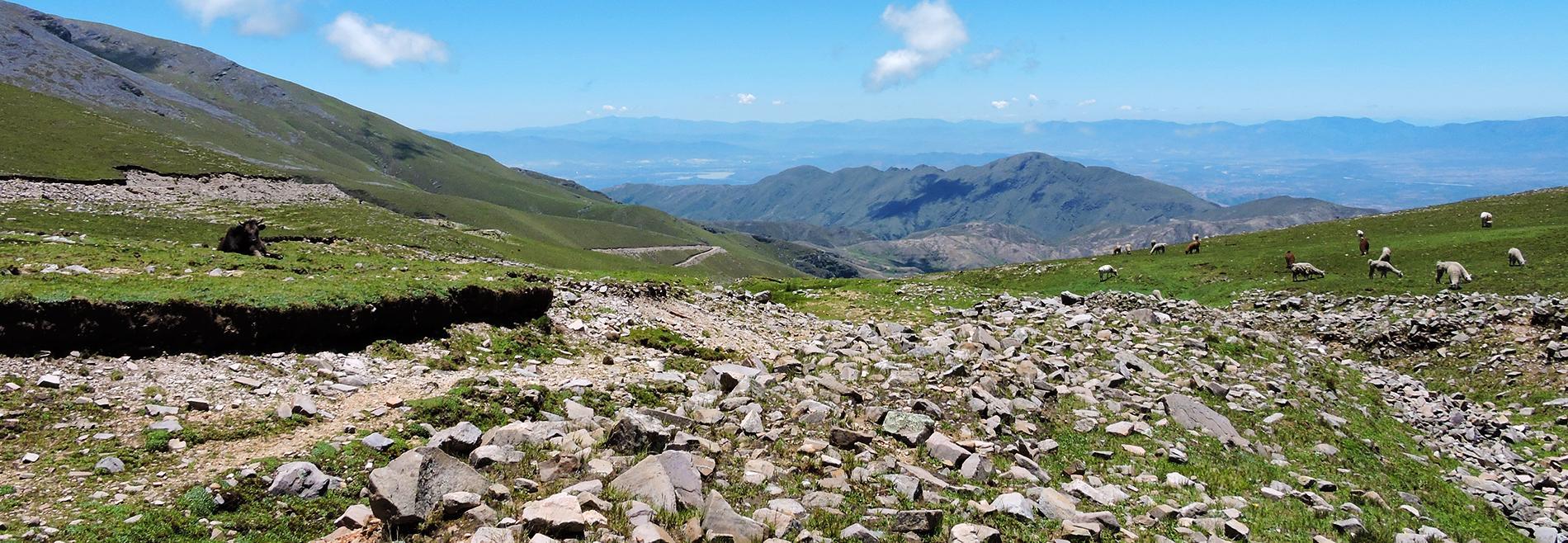 El falso Camino del Inca de Tarija