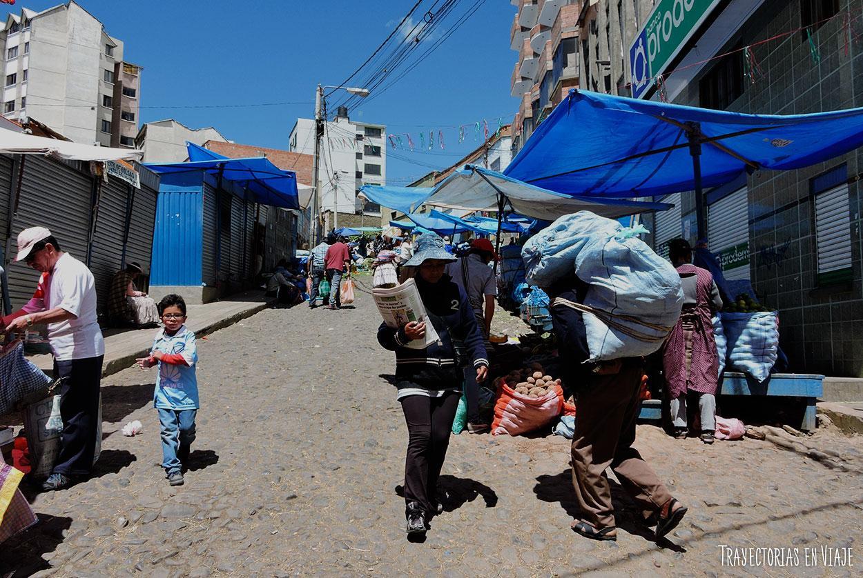 Imágenes de La Paz - Mercado Rodriguez