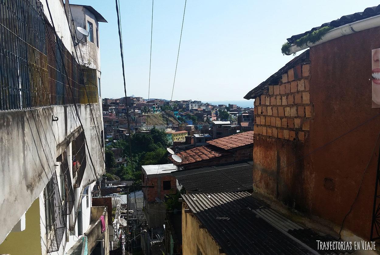 Viajar sin pagar alojamiento en Brasil