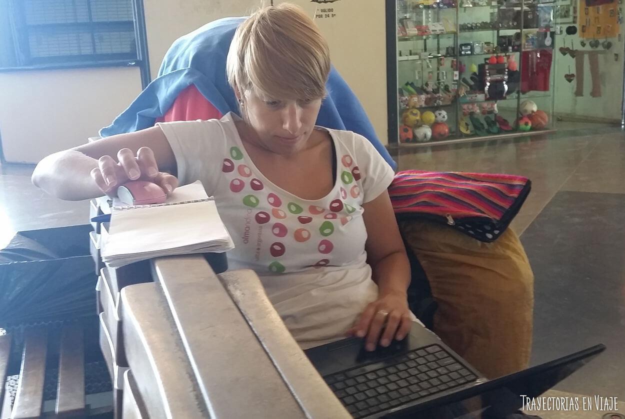 Para los nómadas digitales a veces es complicado encontrar buenos lugares para trabajar