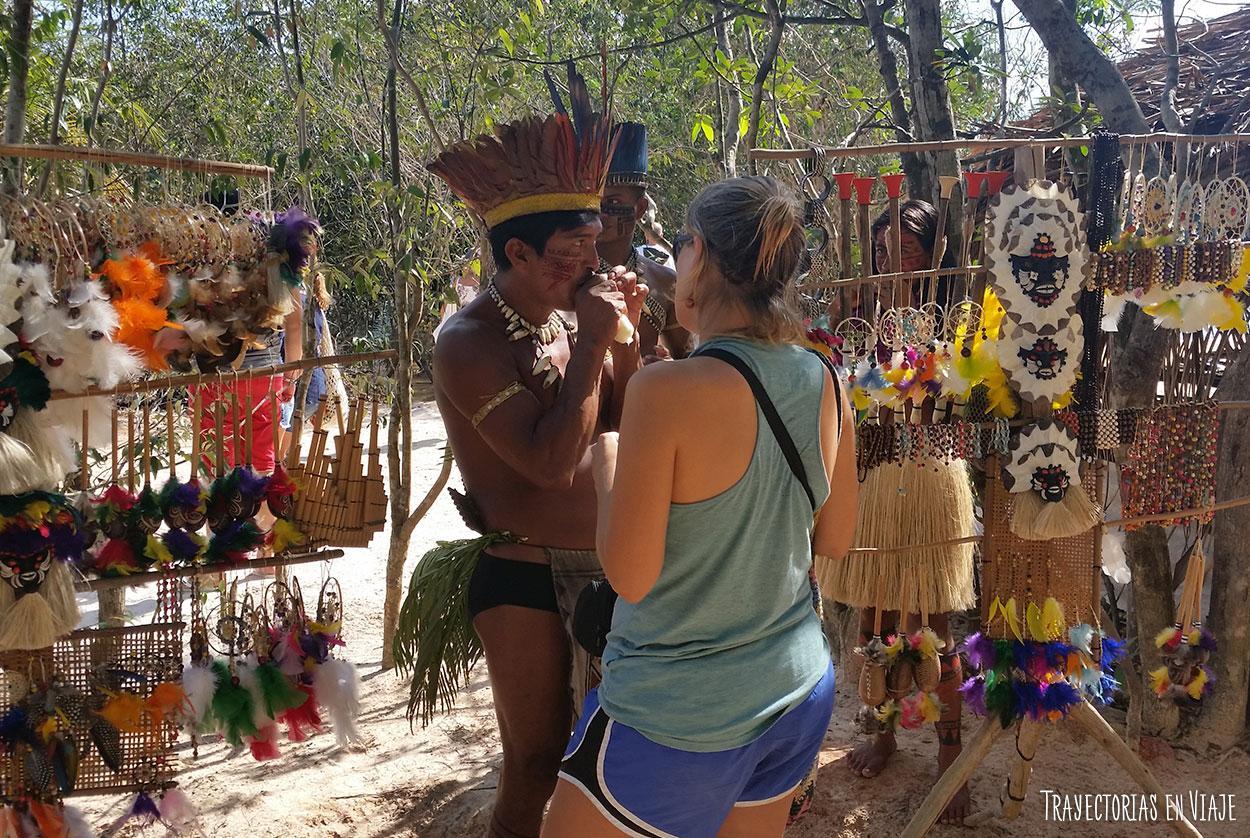 Consejos para viajar a lugares turísticos: involucrate