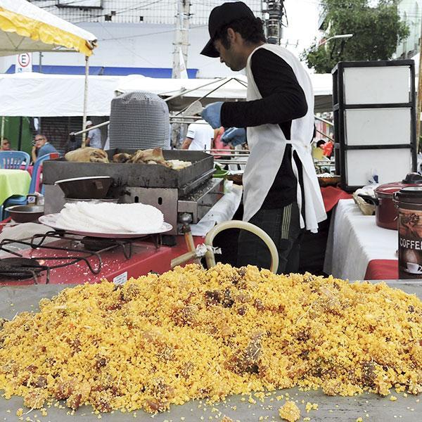Qué hacer en Manaos - Feria