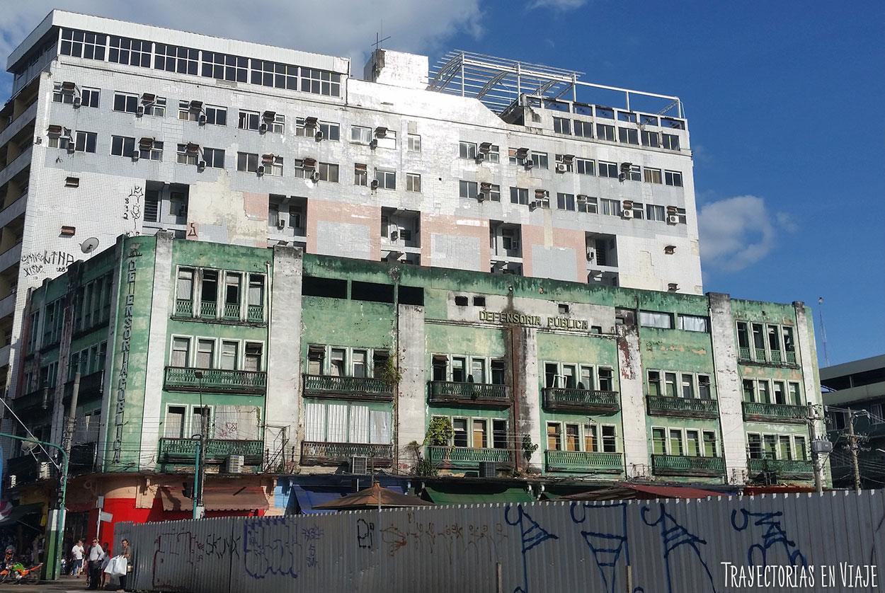 Qué hacer en Manaos - Puerto