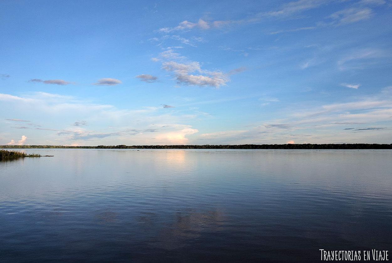Adiós al Amazonas de Brasil