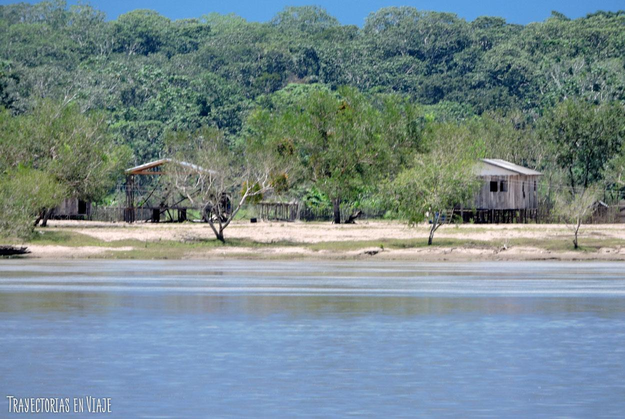 Lugares turísticos de Brasil: La Selva Amazónicoa