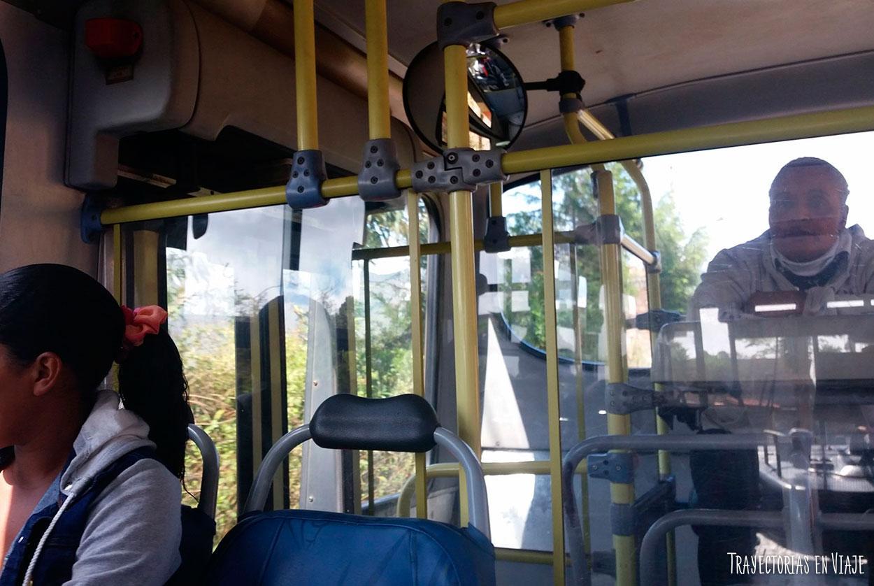 Colectivos para viajar por Brasil