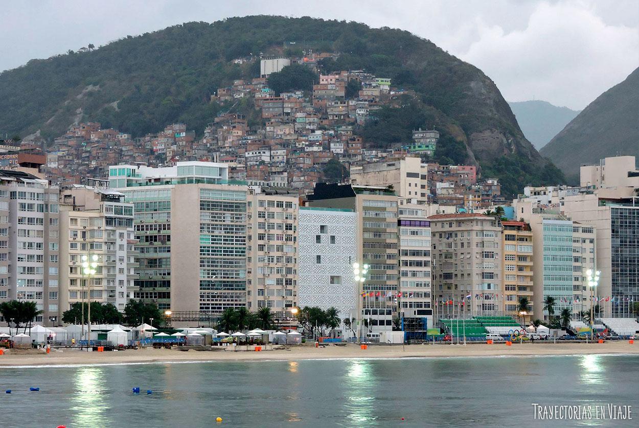 Viajar a Brasil para conocer Río