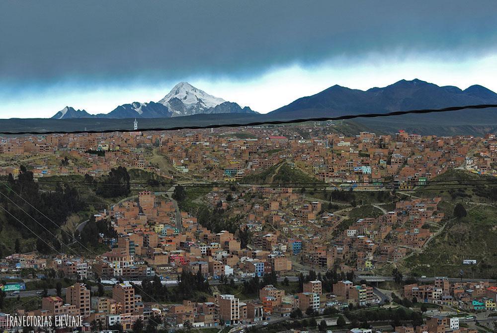El Alto - Huayna Potosí