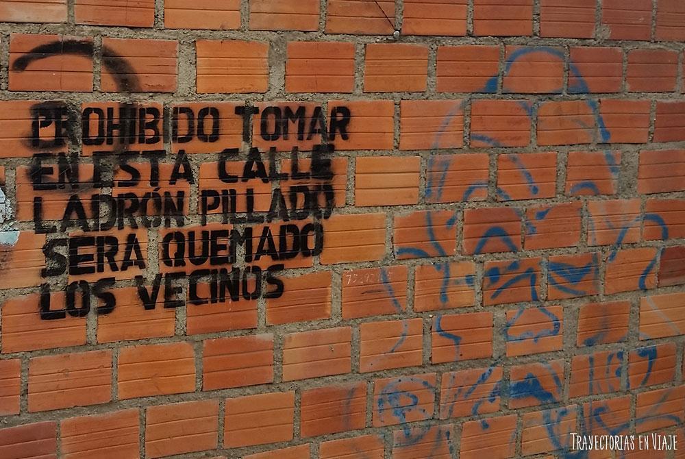 El Alto - Frases