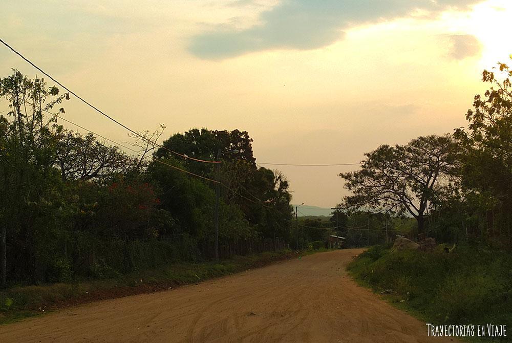 La vida en San José de Chiquitos