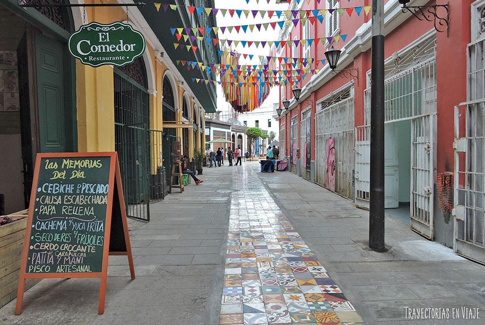 Lugares para visitar en Lima: El Callao