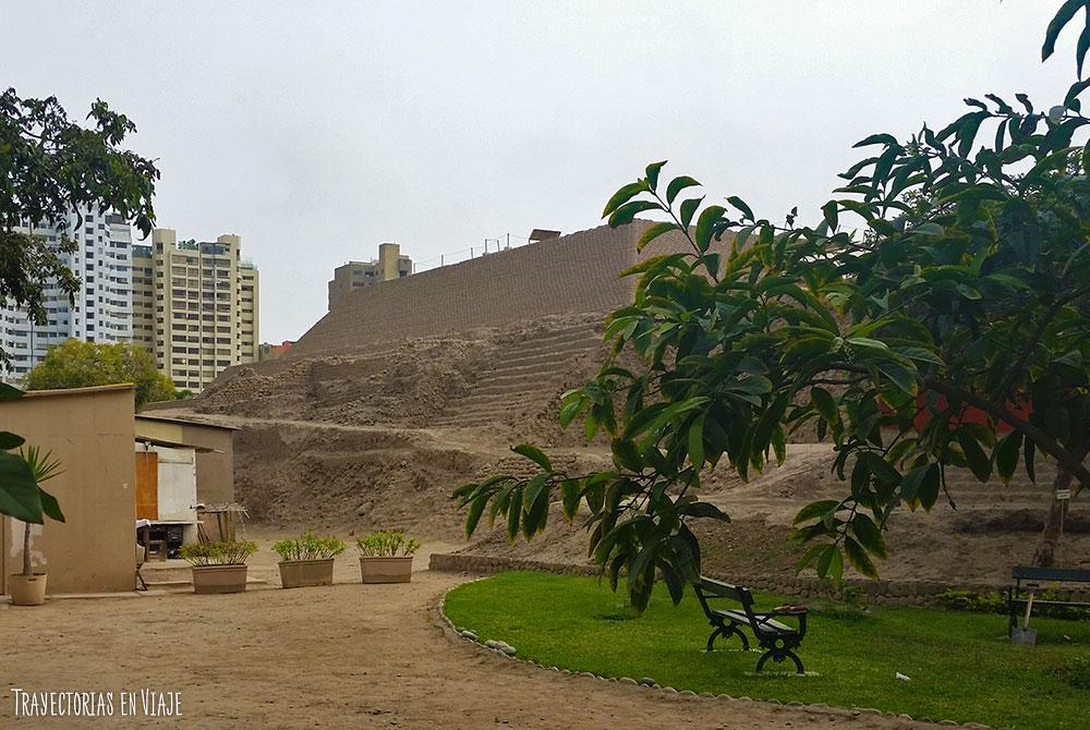 Lugares para visitar en Lima: Huaclla Puclana