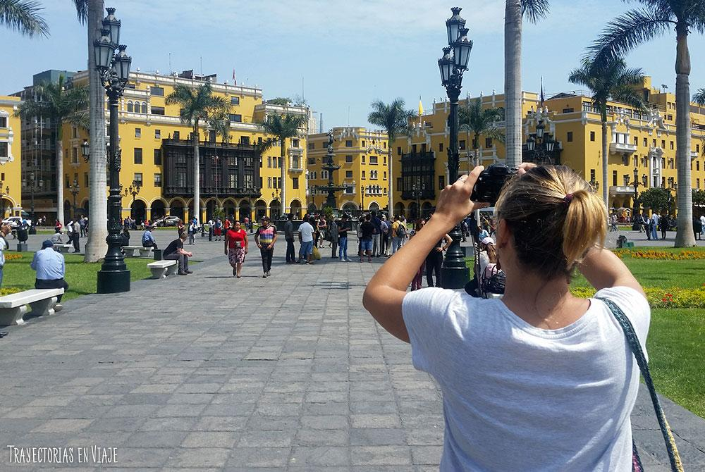 Lugares para visitar en Lima: Centro histórico
