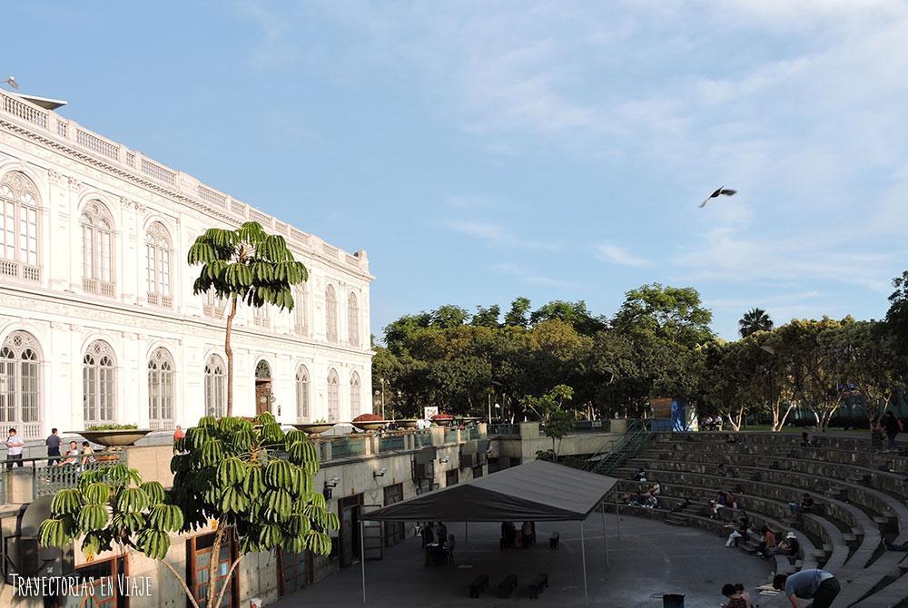 Lugares para visitar en Lima: MALI