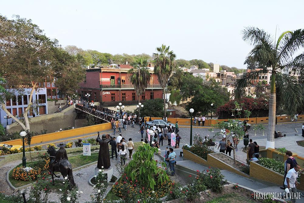 Lugares para visitar en Lima: Barranco
