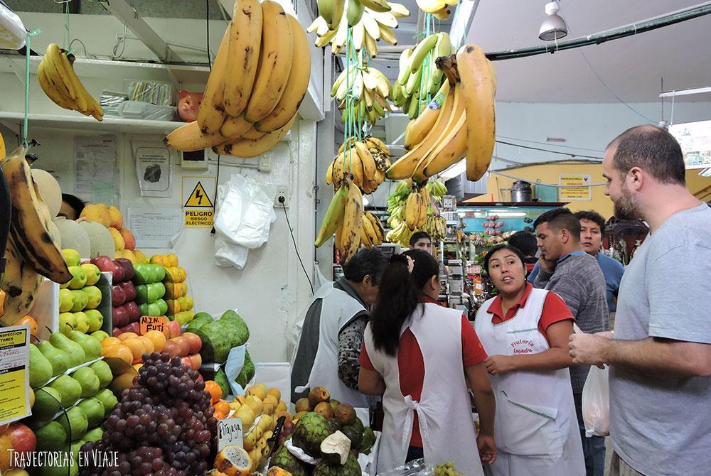 Lugares para visitar en Lima: Mercados