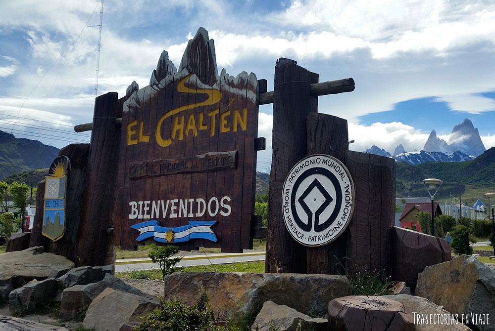 El Chaltén: capital nacional del trekking.