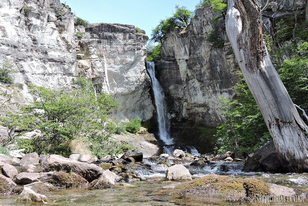 Un trekking sencillo en El Chaltén.
