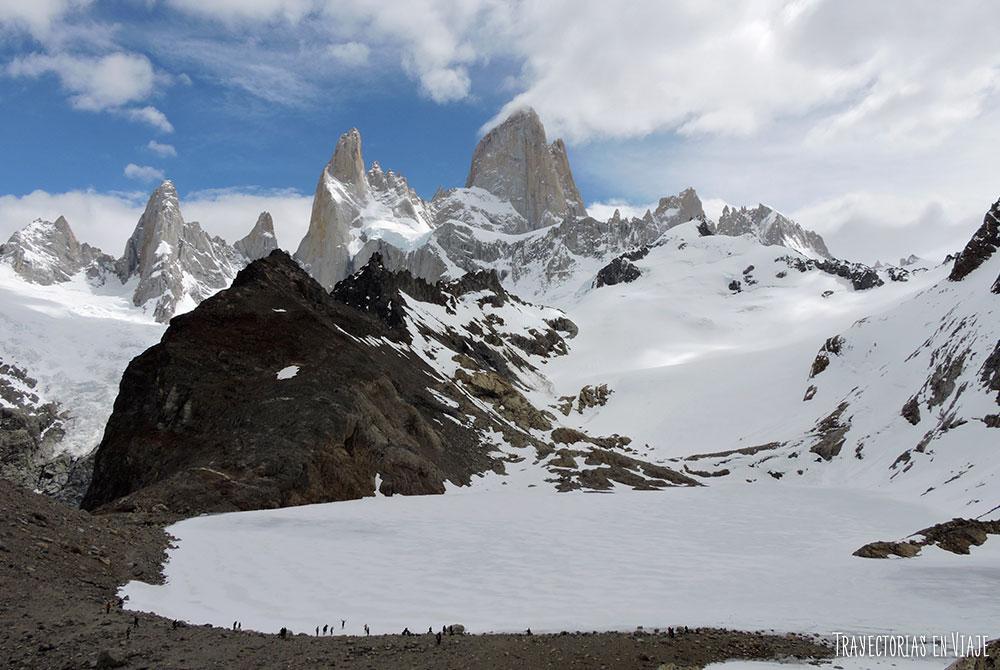 ¿Qué hacer en El Chaltén? El trekking a la Laguna de los Tres