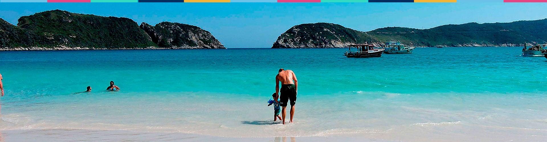 Playas De Arraial Do Cabo En Donde Está El Caribe Brasilero