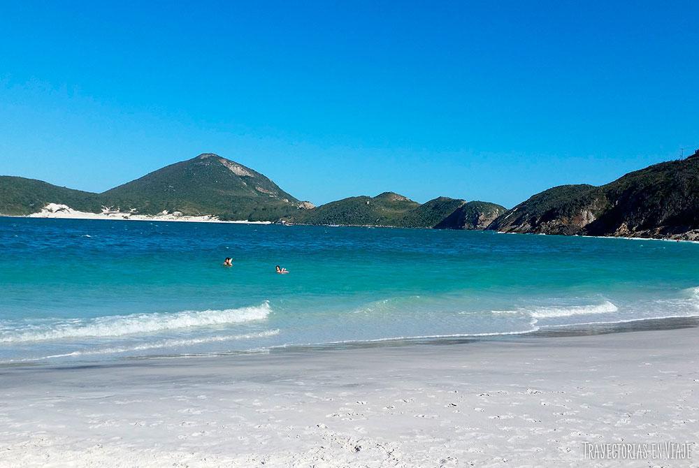 Mejores playas de Arraial do Cabo.