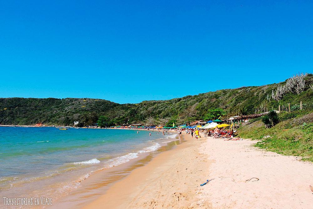 playas de Búzios - Tartaruga
