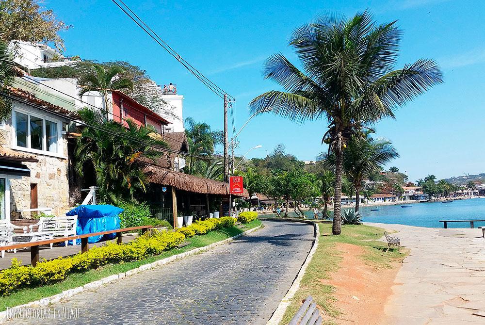 Playas de Buzios - Costanera