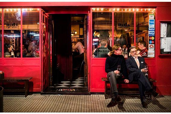 5 lugares dónde comer en Buenos Aires