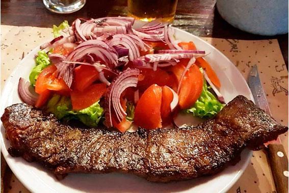 Lugares dónde comer en Buenos Aires