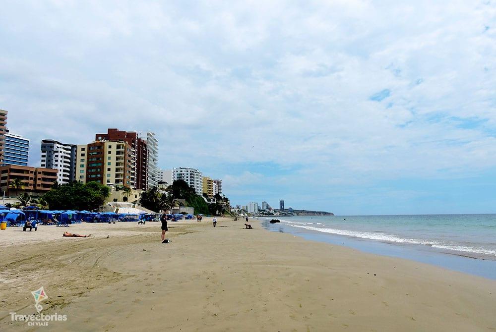 Playas de Ecuador - Manta