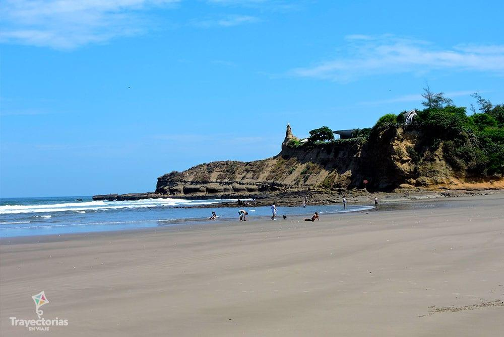 playas de ecuador - Montañita