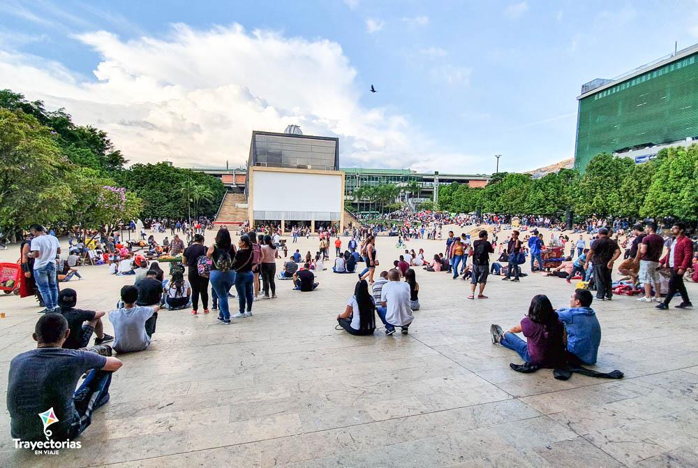 Qué hacer en Medellín - Parque de los deseos